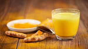 Half tea spoonful of fresh turmeric powder in 30 grams of warm milk is a useful prescription cough and cold treatment