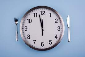 eating schedule for anxiety disorder